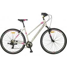 BICIKL POLAR ATHENA white-pink